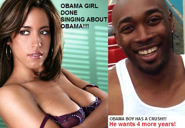 Obama Boy and his big gay Presidential crush!