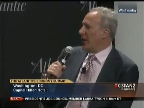Peter Schiff On The Financial Crisis