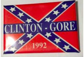 Clinton - Gore 92