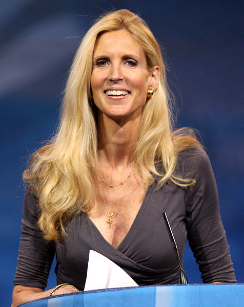 Anne Coulter 'Speaking Turkey' about the current state of the American immigration system
